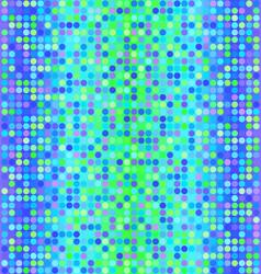 polka dot pattern seamless vector image