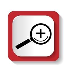 icons icon increase vector image vector image