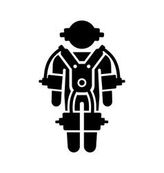 Exoskeleton Icon vector image vector image