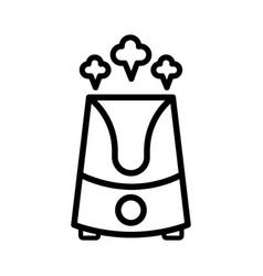 Humidifier icon vector