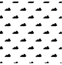 Internet cloud pattern seamless vector