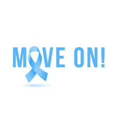 movember men health man prostate cancer awareness vector image