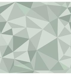 Polygonal seamless pattern vector image