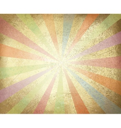 old paper colorful vector image vector image