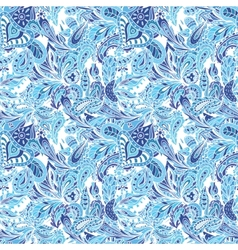 Blue Creative Pattern vector