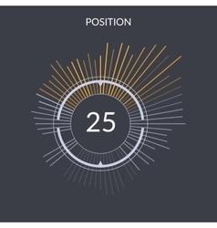 Design power position cars accelerometer vector