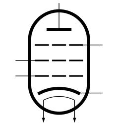 Pentode vector