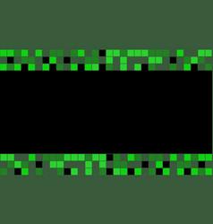 graphic square color vector image