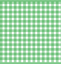 green patterns tablecloths stylish a vector image