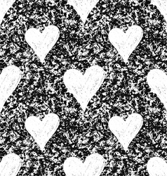 GRUNGE SEAMLESS PATTERN vector image vector image