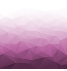 Abstract Gradient Pink Geometric Background vector image