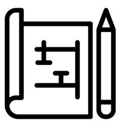 Map sketching vector