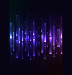 Dark rainbow overlap pixel speed abstract backgrou vector