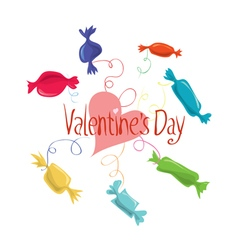 Day sweet love vector