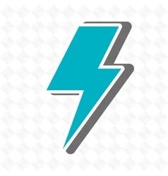 ray icon design vector image