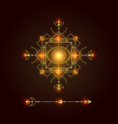 Sacred geometry set good for vector