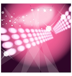 Dance Club Background vector image vector image