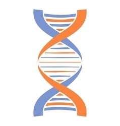 New DNA and molecule icon vector image vector image