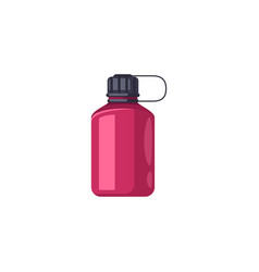 Cartoon flask vector