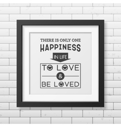 Love Quote Typographical Background vector