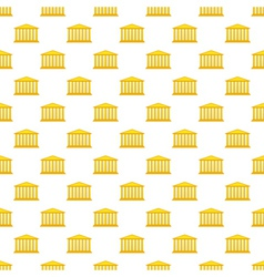 Colonnade pattern vector image
