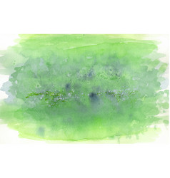 light green painted background vector image
