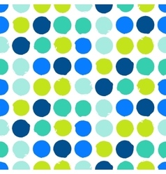 Modern hipster background with dots vector