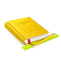 Schoolbook vector