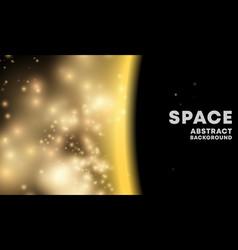 space banner design for flyer brochure card vector image