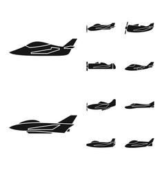 transport and navigation vector image