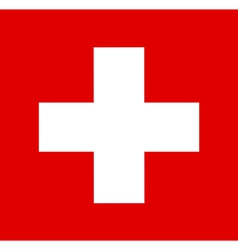 Switzerland vector image
