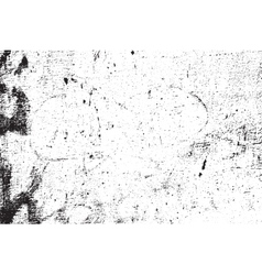 Distressed Paint Horizontal Texture vector image