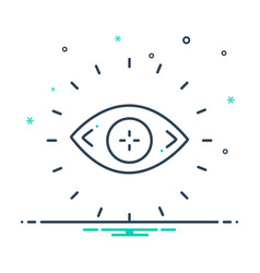 Eyesight vector