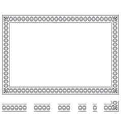 Modular frame bis vector