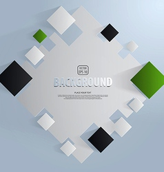 paper rectangle vector image