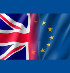 Symbol united kingdom is eu member vector