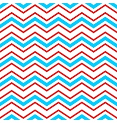 Abstract geometric chevron seamless pattern in vector image