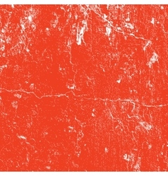 Red Plaster Texture vector image vector image
