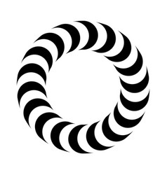 ring volume vector image