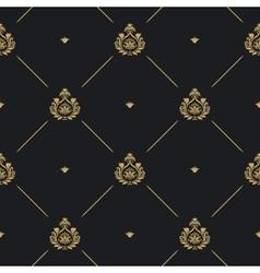 Royal wedding pattern vector