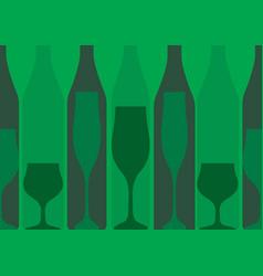 wine list placard vector image