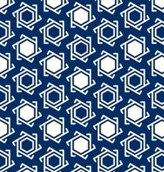 Seamless muslim pattern vector image vector image