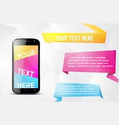 infographics desgin template vector image vector image