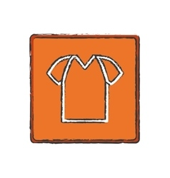 Tshirt basic wear vector image vector image