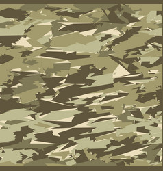 camouflage seamless vector image vector image
