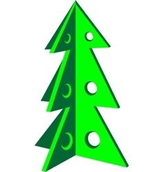 Tree color 05 vector