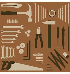DIY tool vector image