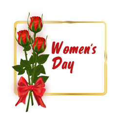 8 march women s day international women s day vector image vector image