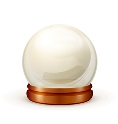 Magic ball vector image vector image