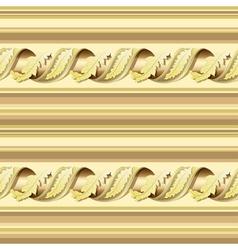 Column seamless texture vector